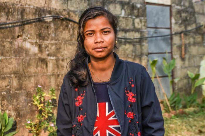 Nepali Naked Lady